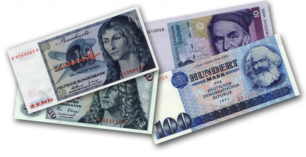 Deutsche Banknoten